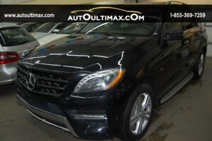 Mercedes-Benz M-Class 4MATIC 4dr ML 350 BlueTEC 2012
