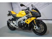 2012 - APRILIA TUONO V4 R APRC, EXCELLENT CONDITION, £6,750 OR FLEXIBLE FINANCE