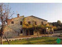 Farmhouse in Umbria (Italy)
