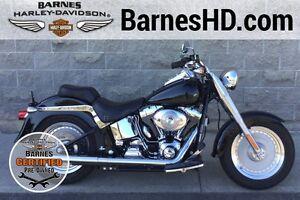 2005 Harley-Davidson FLSTFI Fatboy (EFI)