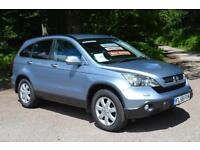 HONDA CR V 2.2 i CTDi ES 4x4 5 door ONE OWNER 51,000 MILES