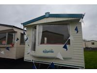 Static Caravan Chichester Sussex 3 Bedrooms 8 Berth Atlas Everglade 2005