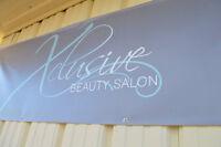 Xclusive Beauty Salon Hiring Nail Technician & Hair Stylist