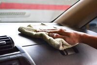 Car cleaning services! Inside and out!