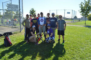 'Fall Classic' Co-ed Adult Softball Tournament