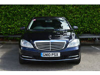 Mercedes-Benz S350 3.0CDI Blue F 7G-Tronic BlueEFFICIENCY