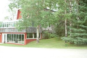 3 Story Walkout on 25 Acres Close to Priddis and City Limits
