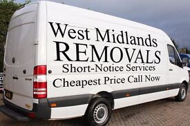 Reliable REMOVALS SERVICES £15PH CALL NOW FOR BOOKING