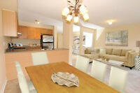 Rent/Rent-to-Own Executive Townhouse in SW Barrie