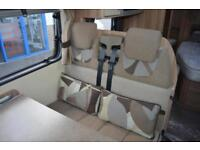 2012 BESSACARR E584 MOTORHOME 4 BERTH 4 TRAVELLING SEATS 2.3 DIESEL FIAT DUCATO