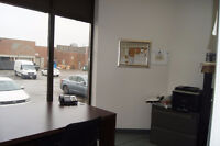 Vaughan Single Office w/ window; accountant or small business!