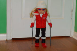 Maplelea Clothing & Journey Girl DOLLS & different prices