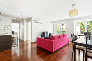 NDG Condo for sale