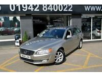 2014/14-VOLVO V70 2.4D D5 ( 215BHP ) ( S/S ) 6SP BUSINESS EDITION 5DR DIESEL EST