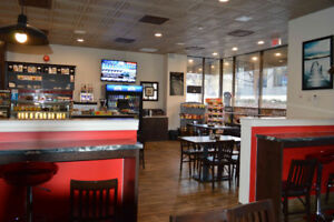 Restaurant for sale *** great location in Hamilton ***