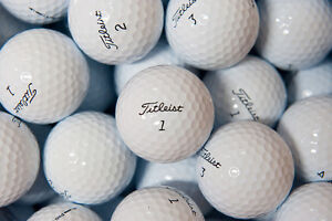50 Titleist Pro V1 MINT Grade Refinished Golf Balls