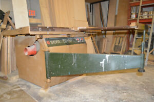 SCM SI15F running table saw