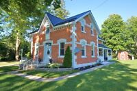 Updated Old Charm Family Home on Large Tara Lot-The Saugeen Team