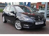 2013 SEAT IBIZA 1.6 TDI CR FR GBP30 TAX, CRUISE, 16andquot; ALLOYS and NAV