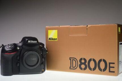Nikon D800e in working condition