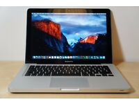 APPLE MACBOOK PRO A1278 - excellent condition - 2.4GHz/4GB/500GB