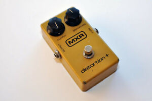 MXR Distortion+ Pedal