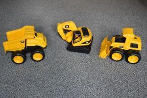 Construction Trucks - Toys