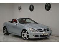 2007 Mercedes-Benz SLK200 Kompressor 1.8 auto+DESIGNO INTERIOR+2KEYS+FSH+PX+SWAP