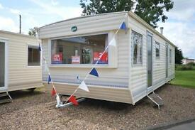 CHEAP FIRST CARAVAN, Steeple Bay, Maldon, Southend, Essex, Hit the Link-->