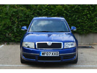 Skoda Superb 2.5TDI V6 auto Laurin & Klement
