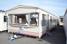Static Caravan Dymchurch Kent 3 Bedrooms 8 Berth Cosalt Sandhurst 2002 New Beach
