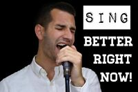 You'll feel confident in your voice!