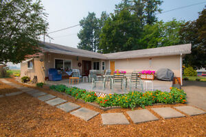 1350 Kirkpatrick Road, Tappen - 3 Bedroom 2.5 Bath Rancher