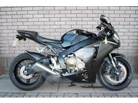 2008 HONDA CBR1000RR FIREBLADE BLACK ONLY 6000 MILES 2 OWNERS FROM NEW