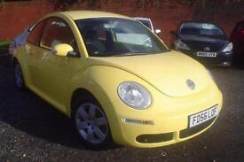 2007 Volkswagen Beetle 1.4 Luna+lovely colour+condition