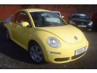 2007 Volkswagen Beetle 1.4 Luna+lovely colour+condition