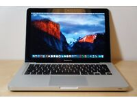 APPLE MACBOOK PRO A1278 - excellent condition - core i5 2.3GHz/8GB/500GB