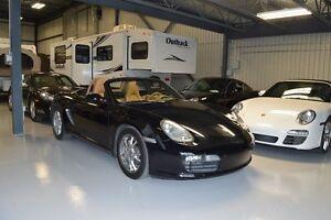 Porsche Boxster 2006 avec seulement 119000 km