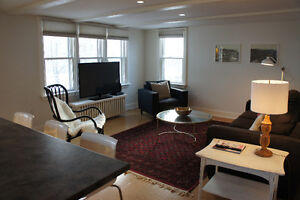 Bright, Spacious Flat in Downtown Century Home