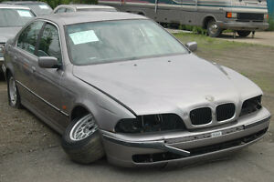 S BMW e39 528i Built Nov 1997 5 Series 6 Cyl M52 engine 5 speed