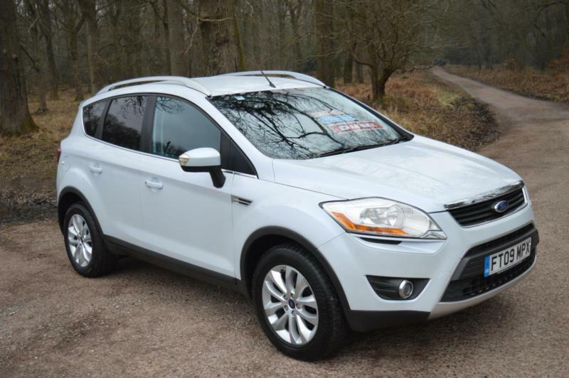 2009 ford kuga diesel 2 0 tdci titanium 5dr top spec 4x4 in lydney gloucestershire gumtree. Black Bedroom Furniture Sets. Home Design Ideas
