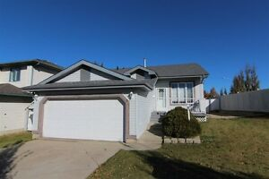 $390,000 - Updated Bungalow Heritage Lakes St. Albert