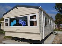 Static Caravan Barnstaple Devon 3 Bedrooms 8 Berth Delta Celebration 2012 Tarka