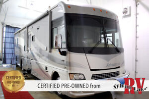 2007 Winnebago Adventurer. The Name Actually Does Say it All.