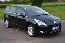 PEUGEOT 5008 1.6 HDi Active II 5dr 7 SEATS DIESEL LOW MILES