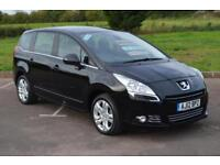 PEUGEOT 5008 1.6 HDi Active II 5dr 7 SEATS DIESEL LOW MILEAGE