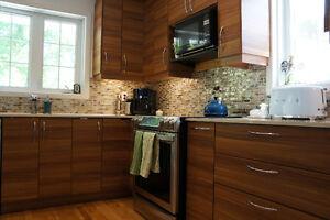 OVE Kitchen Cabinets / Armoires de cuisine