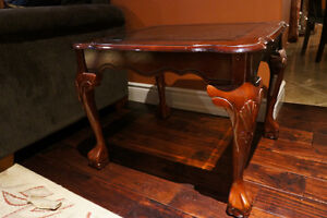 Coffee table and end tables Kitchener / Waterloo Kitchener Area image 2