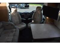 2012 ELDDIS MAJESTIC 165 2.2 DIESEL 6 SPEED MANUAL 4 BERTH 4 TRAVELLING SEATS F