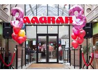 Waiter at Aagrah Ilkley